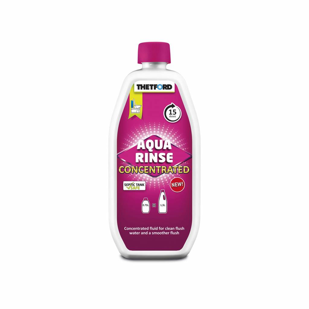 Thetford Aqua Rinse Concentrated - 750ml