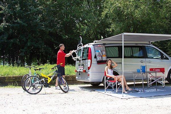 Fiamma Carry-Bike MERCEDES VIANO - Nachfolgemodell
