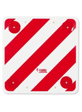 Fiamma Warnschild PLASTIC SIGNAL - Nicht für Italien
