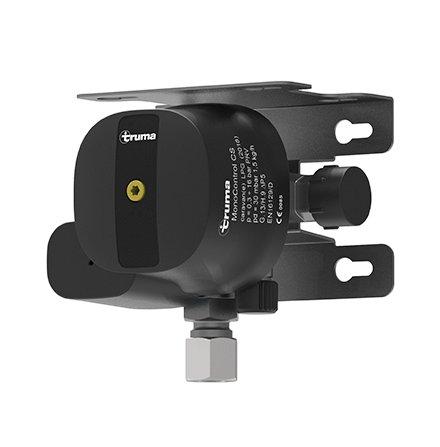 Truma Truma MonoControl CS Gasdruckregler mit Crashsensor für den Einflaschen-Betrieb