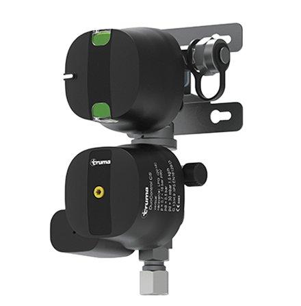 Truma Truma DuoControl CS Gasdruckregler mit Crashsensor für den Zweiflaschen-Betrieb