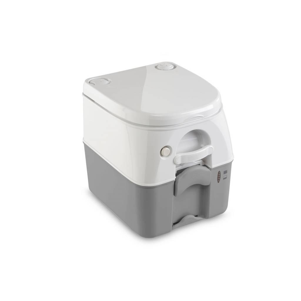 Dometic DOMETIC 976 Portable Toilette, Weiß / Grau