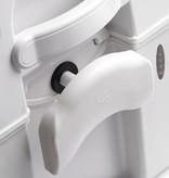 Dometic DOMETIC 976 Portable Toilette, Weiß und Grau