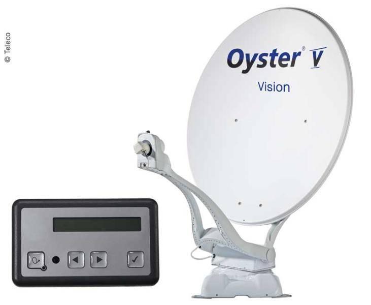 Oyster (Ten Haaft) Digit.Sat-Antenne Oyster V Vision 85 Skew