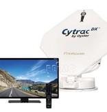 Oyster (Ten Haaft) Cytrac® DX Premium Sat-Anlage inkl.21,5' Oyster® TV
