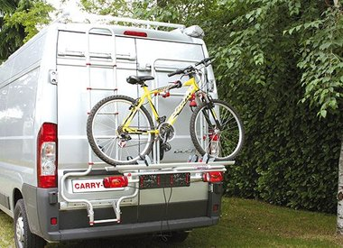 Fahrradträger für Kastenwagen