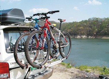 Fahrradträger für Geländewagen
