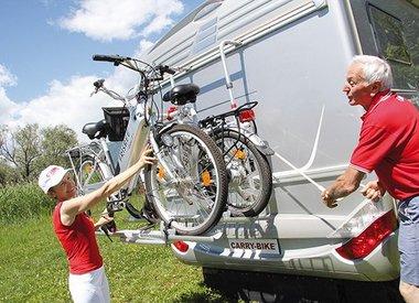 Fahrradträger für E-Bikes