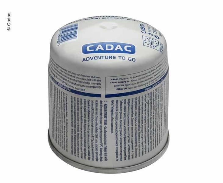 CADAC Butan/Propan-Gasgemisch Steckgaskartusche 190g