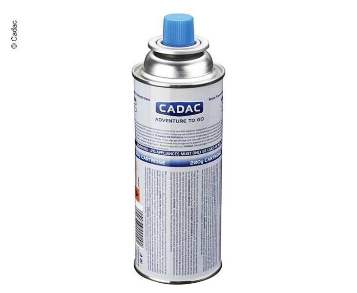 CADAC  Gaskartusche 220g - Butan/Propan-Gasgemisch