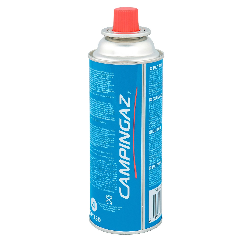 Campingaz Gaskartusche CP 250, Ventilkartusche mit Isobutangas