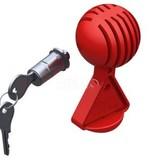 AL-KO  Safety-Ball, Diebstahlschutz für Kupplung- Ergänzung zu handelsüblichen Diebstahlsicherungen