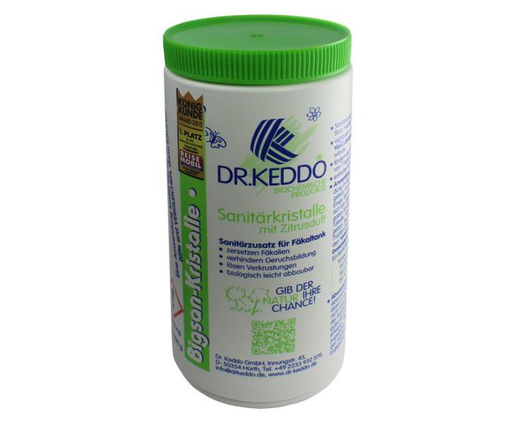 Dr. KEDDO Dr. KEDDO - Bigsan Kristalle - Sanitärkristalle