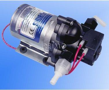 SHURflo SHURflo Trailking 10,6 Liter/min - 3- Kammer Druckwasserpumpe
