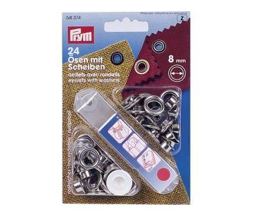 Prym Ösen-Set - Ø8mm/Ø11mm/Ø14mm