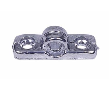 REIMO Wandöse aus Aluminium - senkrecht/waagrecht