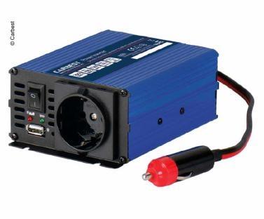 CARBEST Power Inverter 200W - Wechselrichter mit sinusähnlicher Spannung