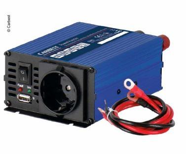 CARBEST Power Inverter 400W - Wechselrichter mit sinusähnlicher Spannung