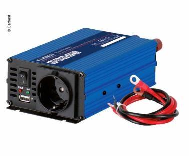 CARBEST Power Inverter 600W - Wechselrichter mit sinusähnlicher Spannung