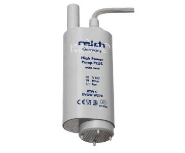 REICH 12 Volt Tauchpumpe - Pumpe Power Plus