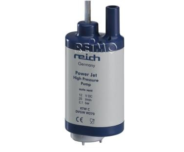 REICH 12 Volt Tauchpumpe - Power Jet Plus