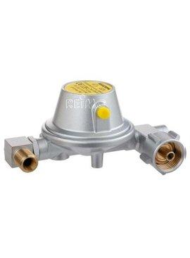 GOK Gasdruckregler mit Sicherheitsabblaseventil PRV U-Form, 30mbar