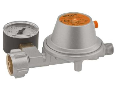 GOK Gasdruckregler 1,5kg/h Nenndurchfluss, 50mbar