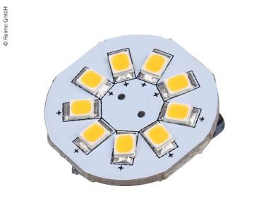 CARBEST SMD-LED Flachplatine - S/M/L, Stifte hinten