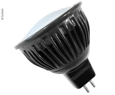 CARBEST LED Kaltlichtspiegel - MR 11/16