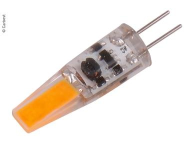 CARBEST COB-LED Leuchtmittel G4 - ø10 x 30 mm