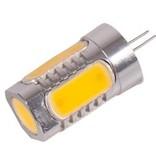 CARBEST COB-LED Leuchtmittel G4 - 5Watt B15,3 x H33mm