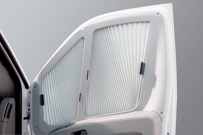REMIS REMIfront IV für FIAT Ducato - stabiles Rollosystem