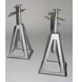 CARBEST Aluminium Stützbockset, 4-teilig