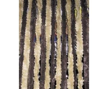 ARISOL Chenille - Flauschvorhänge - verschiedene Farben