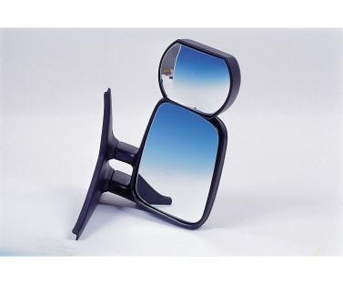 Weitwinkelspiegel - Herkules Aufsatzspiegel - in zwei Größen