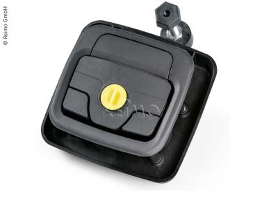 Kofferklappenschloss OPERA mit Klemmbügelverriegelung - HSC-System
