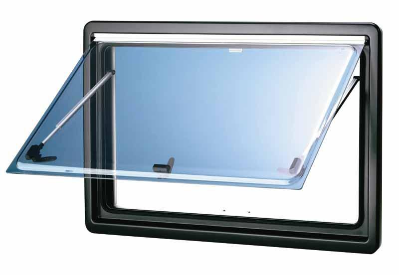 Dometic Ersatzscheibe Grauglas für DOMETIC - S4 Ausstellfenster