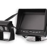 CARBEST Digitales 12V Funk-Rückfahrkamera-System