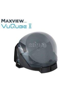 MAXVIEW VuQube Auto 2 - Tragbare Sat-Antenne mit automatischer Ausrichtung