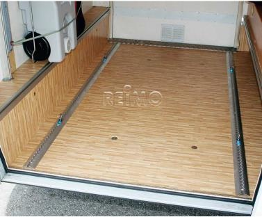 Fiamma Garage Bars Premium 60 - Boden-/Wandschiene