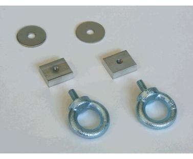 Fiamma Kit Eye Bars - zusätzliche Ösen