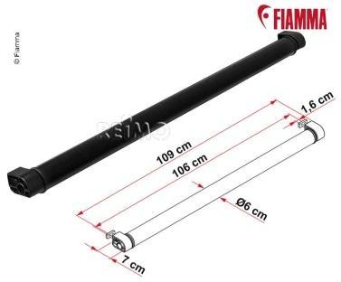 Fiamma Roller Roof Rail  - Verladehilfe