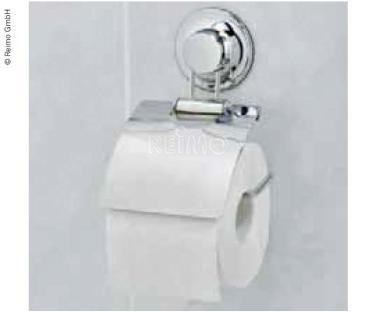 REIMO Toilettenpapier-Halter mit Saugnapf