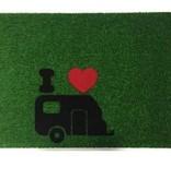 ARISOL Fußmatte -  Green Flock