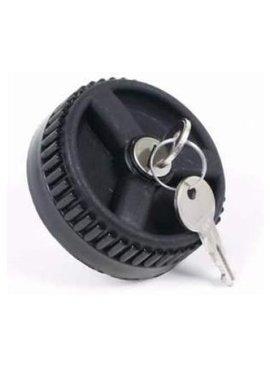Ersatzdeckel - Inkl. Schließzylinder & 2 Schlüssel