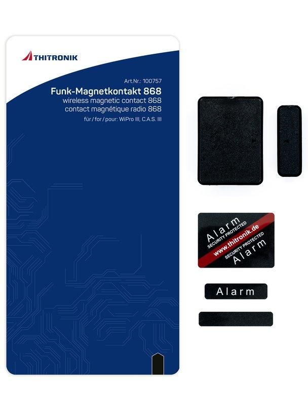 Thitronik Thitronik Funk-Magnetkontakt 868MHz