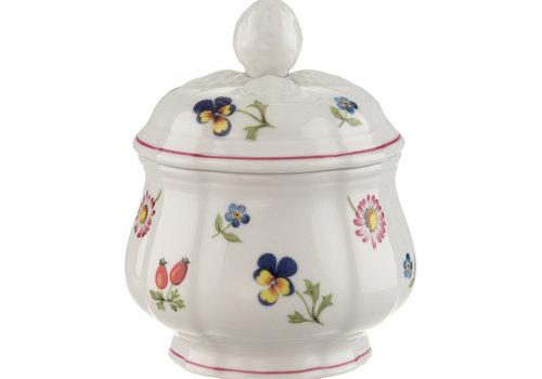 Villeroy & Boch Suikerpot met deksel Petite Fleur