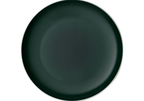 Villeroy & Boch Plat bord effen It's my match - Green groen