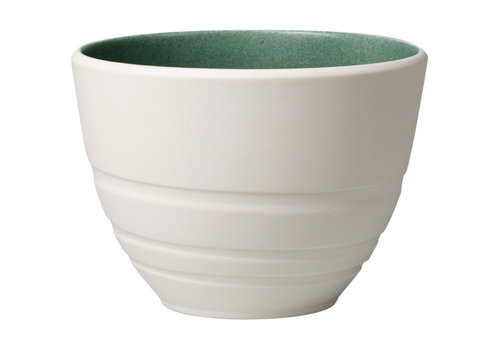 Villeroy & Boch Beker Leaf It's my match - Green groen