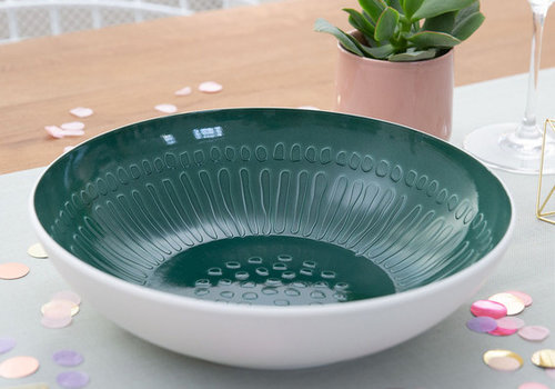 Villeroy & Boch Serveerschaal Blossom It's my match - Green groen